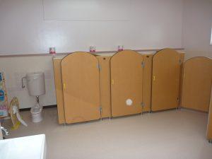 愛育園トイレ改修後1